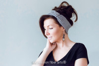 Beginner Knitted Headband Pattern