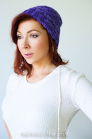 Skipping Stones Knitted Hat Pattern