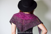 Stingray Crochet Wrap Pattern