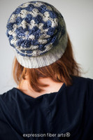 The Traveler Hat and Mitten Crochet Set