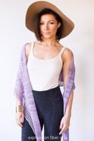 Della Knitted Shawl Pattern