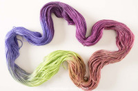 LUSH 'LUSTER' SUPERWASH MERINO TENCEL SPORT