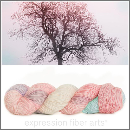 PINK FROST 'RESILIENT' SUPERWASH MERINO SOCK