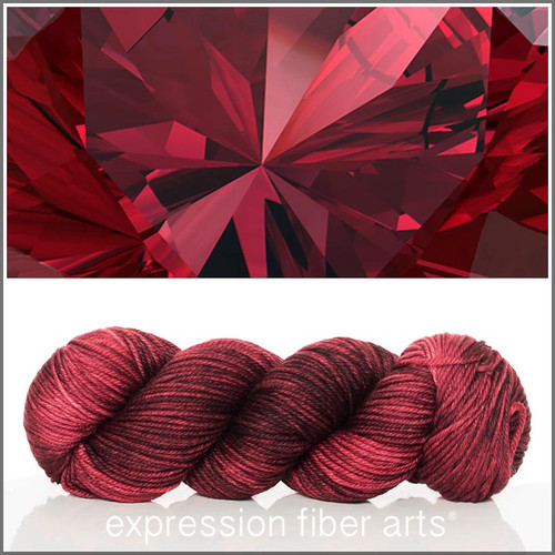 JANUARY GARNET SUPERWASH DEWY DK