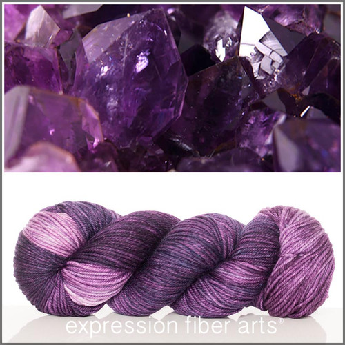 FEBRUARY AMETHYST SUPERWASH DEWY DK