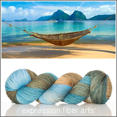 BEACH HAMMOCK 'RESILIENT' SUPERWASH MERINO SOCK