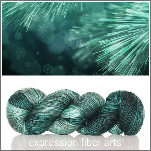 FIR SUPERWASH MERINO SILK PEARLESCENT WORSTED
