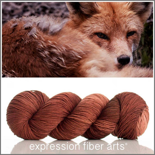 Pre-Order RED FOX 'RESILIENT' SUPERWASH MERINO SOCK