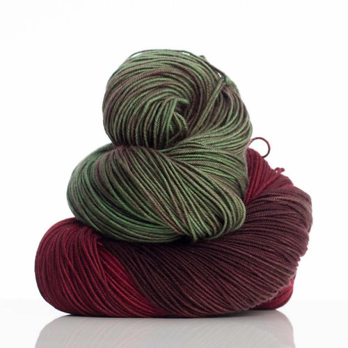 HOLLY AND IVY 2 - 'RESILIENT' SUPERWASH MERINO SOCK