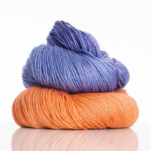 Test Batch 18 'LUSTER' SUPERWASH MERINO TENCEL SPORT