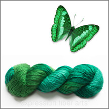 PAPILLON PEARLESCENT SILK WORSTED