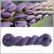 LUPINE CASHMERE LACE