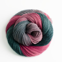ICY ROSE 3-PLY SUPERWASH MERINO WOOL SOCK