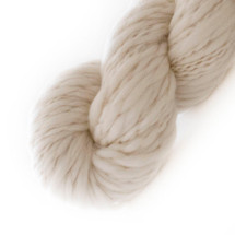 Natural Merino Wool Lumpy Bumpy Yarn -  4 oz /125 yd