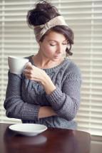 Free Crochet Latte Headband Pattern