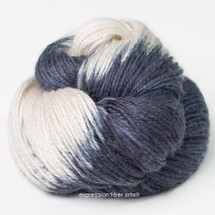 OOPSY CASTLE IN THE SNOW WOOL/SILK WORSTED