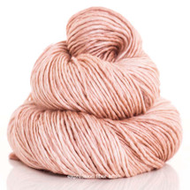 PINK PEARL SUPERWASH MERINO SILK PEARLESCENT WORSTED