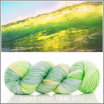 ZEST SUPERWASH MERINO SILK PEARLESCENT WORSTED