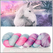 UNICORN YAK SILK LACE YARN