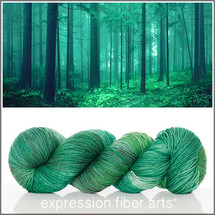 FAIRY TALE FOREST 'RESILIENT' SUPERWASH MERINO SOCK
