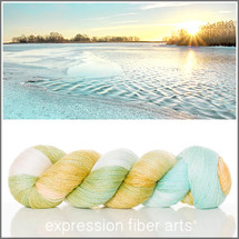 LIGHTHEARTED YAK SILK LACE YARN