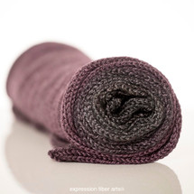 SMOKE AND MIRRORS 'LUSTER' GRADIENT KNITTED BLANK
