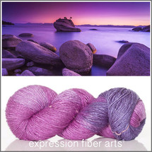 MERMAID COVE SHIMMER SILK SPORT - Limited Edition + Charm