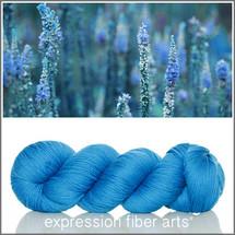 AVALON BLUE - 'SOCKLOVE' Limited Edition SOCK YARN