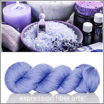 LAVENDER SPA - 'SOCKLOVE' Limited Edition SOCK YARN