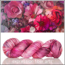 Pre-Order LOVE IS THE ANSWER MERINO SILK PEARLESCENT FINGERING for PoP Charity