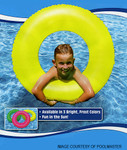 "Poolmaster 36"" Classic Swim Pool Tube (#87130)"
