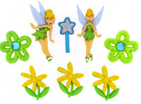 Dress It Up Buttons Disney Collection: Tinkerbell