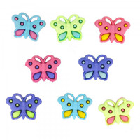Dress It Up Buttons Butterflies 1835
