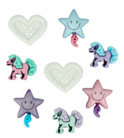 Dress It Up Buttons Pony Tales