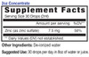 2oz Concentrate Zinc mineral supplement facts - Eidon Minerals