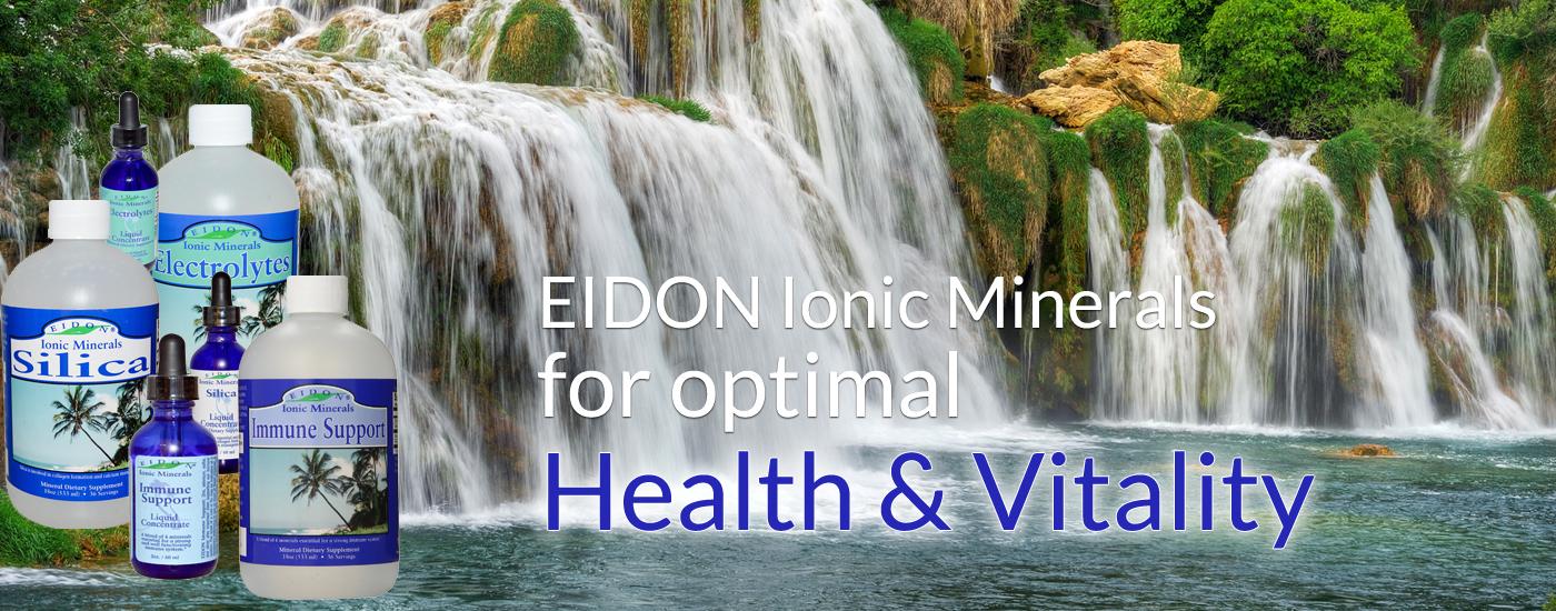 Eidon Ionic Minerals