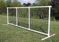 Standard Sportpanel Portable Fencing - Various Colors