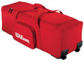 Wilson Wheeled Team/Catcher's Bag