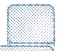 ''L'' Top Replacement Net for OIP WLS104 and WLS107 Series Screens