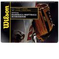 Wilson Official Baseball / Softball Scorebook