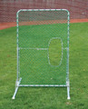OIP 7'H x 4'2''W Porta Front Toss Softball Screen