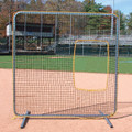Pro-Gold Softball Protective Screen 7'x7' Cut-Out Replacement