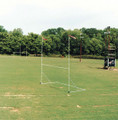 College - Portable Goal Post w/ Wheels - 20'H x 18'6''W