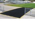 Cross-Over Zone® Weighted Sideline Track Protector