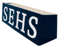 Optional White Lettering (Name Or Initials) For Scoring Table