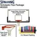 Spalding Collegiate Slam-Dunk Pro Package