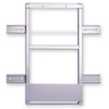 "FT42- H-Frame for 42"" Backboards"