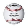 Wilson A1062B DY1 Dixie Youth Regular Season Baseballs