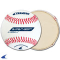 Champro CBB-61 Saf-T-Soft Level 1 Baseball; Tee-Ball Game Ball