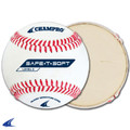Champro CBB-65 Saf-T-Soft Level 5 Baseball; Indoor Practice